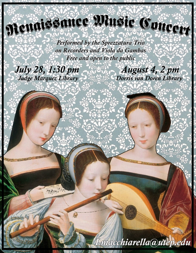 summer 2018 library performance